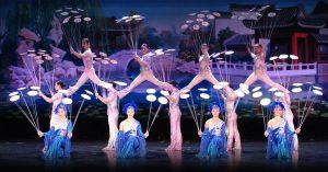 Shanghai Circus @ Mayo Performing Arts Center