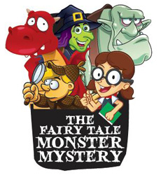 The Fairy Tale Monster Mystery Live at the Morris Museum