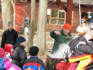 Maple Sugaring Demonstrations @ Great Swamp
